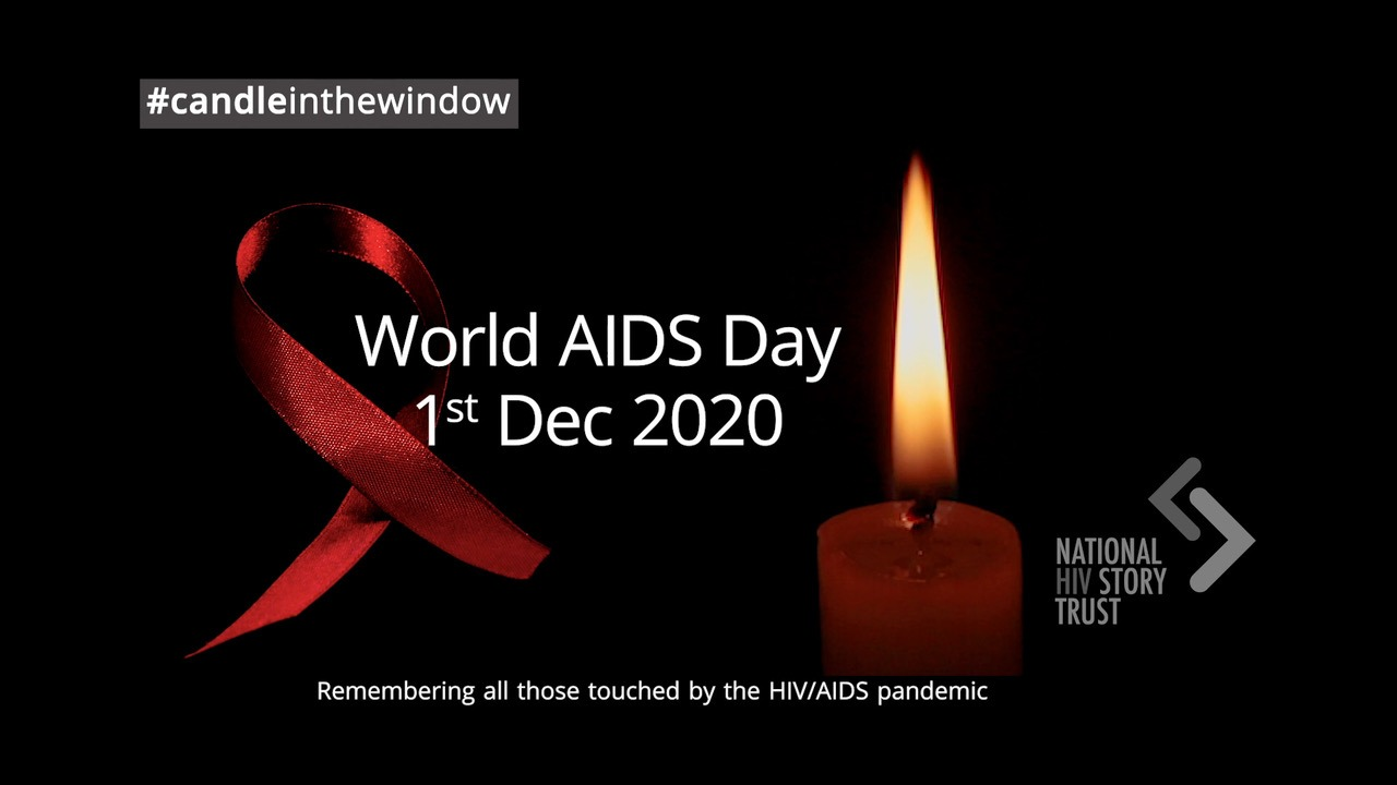 Press Release: World AIDS Day 2020