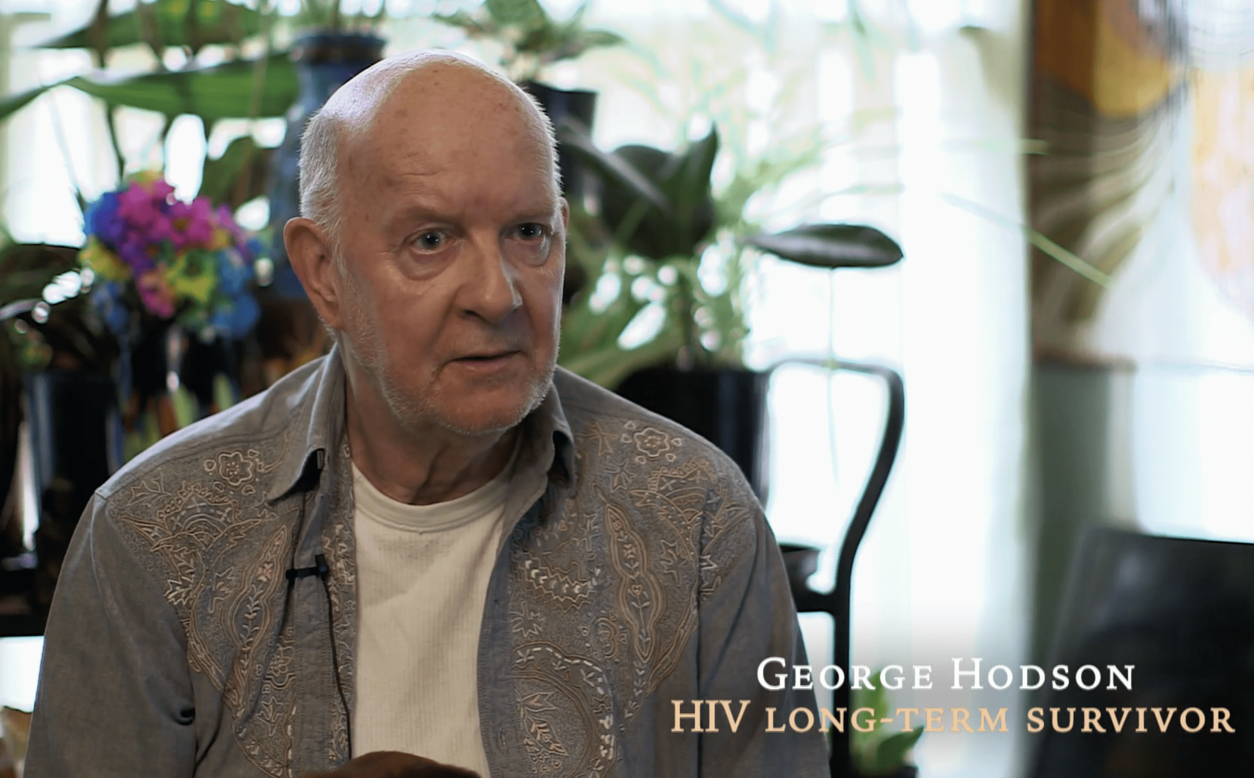 NHST contributor George talks to BBC about Diana's impact on HIV